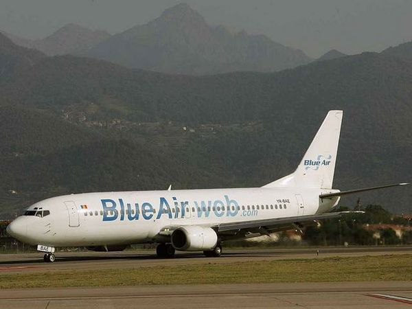 BLUE AIR INSOLVENTE