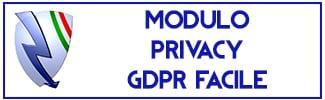 AIAV Dylog modulo GDPR
