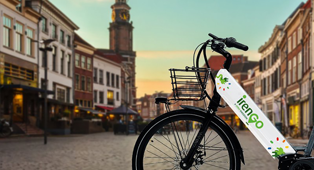 NATURA E BUSINESS… E-BIKE!